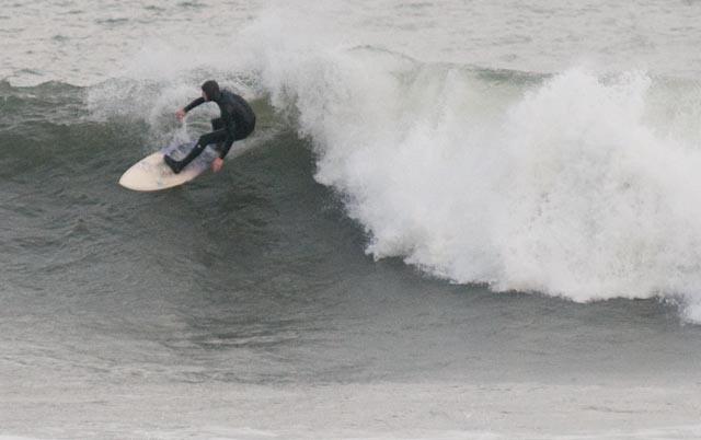 Linkys surf break