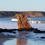 27th Dec 2016 surfers on beach, Cullen