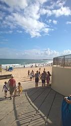 calm day at kings beach H.B photo