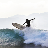 Surfs Up!, Sombrio Beach