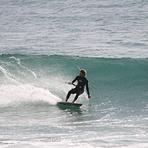 nice little waves, Punta Marquez