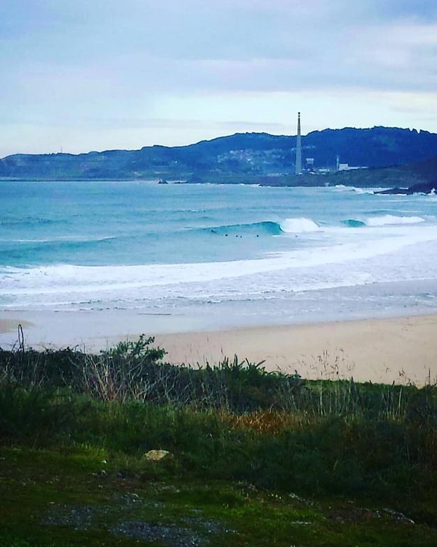 Playa de Barranan surf break