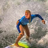 Champion of USA Surfing , 2016, Huntington Pier