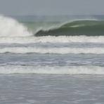 1 star swell, Senegambia Beach