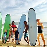 Surf Lesson, Dewata