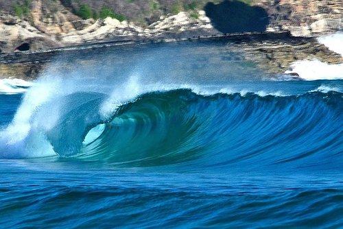 big surf redhead
