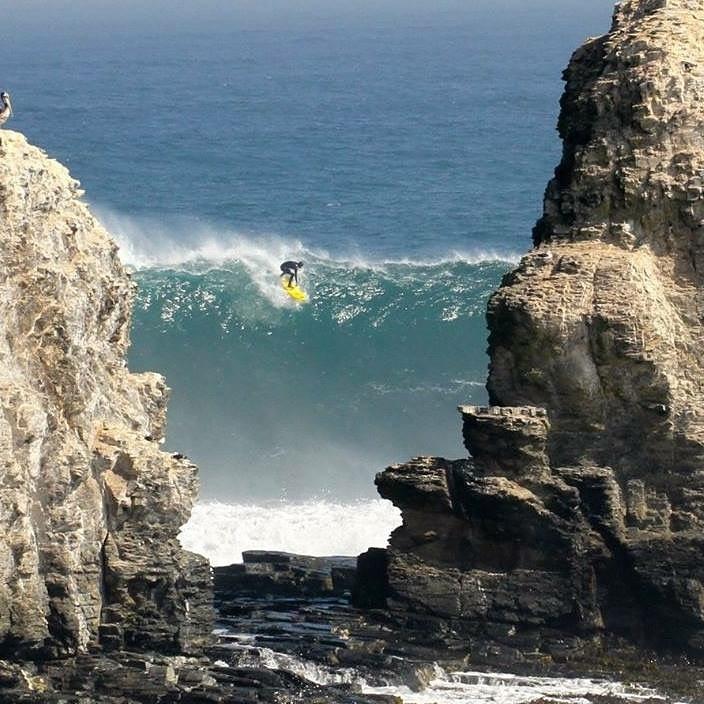 Punta de Lobos break guide