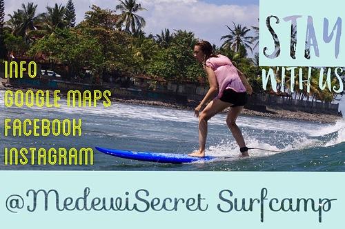 Medewi Secret Surfcamp