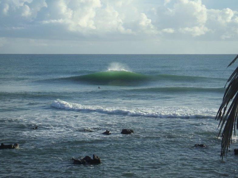 Praia de Pipa surf break