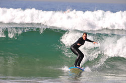 La Source Surf Spot Taghazout photo