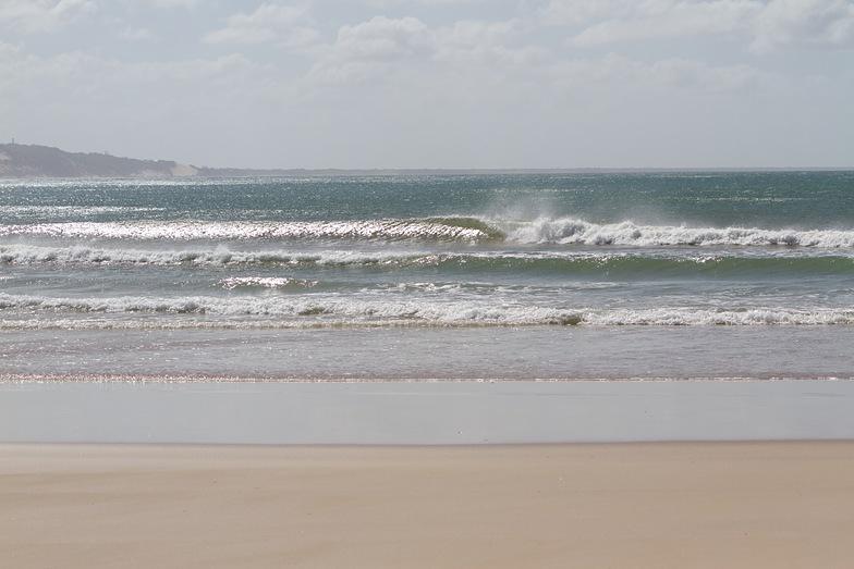 Double Island Point - East Side surf break
