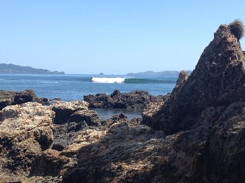 Centre reef, Tapuaetahi