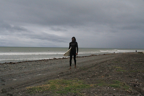 Alan Ebe, Te Awanga