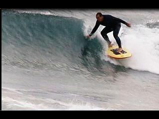 Sant Elmo surf break
