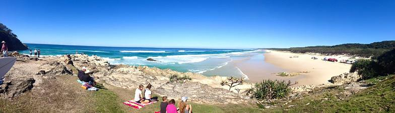 North Stradbroke - Pt Lookout