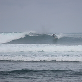 grey day-fun waves, Lidos Left