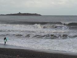 winter 2016, Killiney Bay photo
