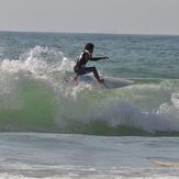 surf trip, Devil's Rock