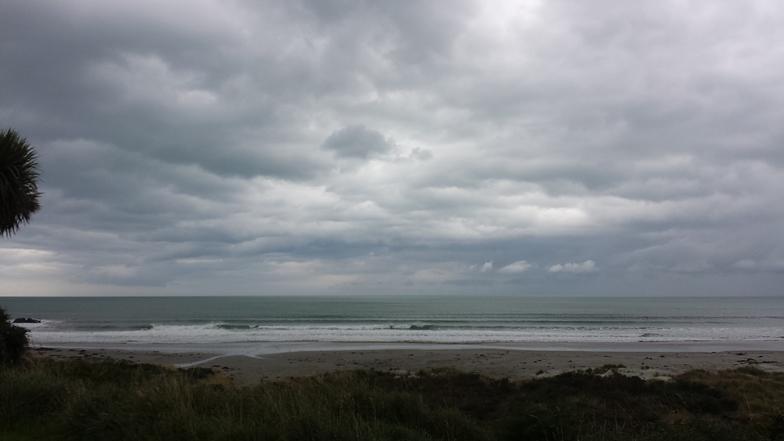 Warrington surf break