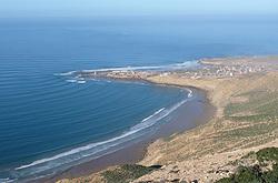 Imessouane Morocco Surf Spot, Imsouane - La Cathedrale photo