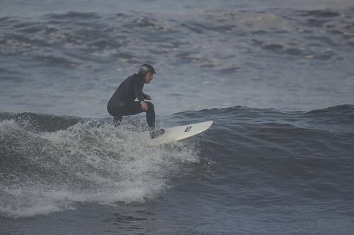 Corriendo el Lip de la ola, Redondo