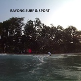 Nam Pung surfing Rayong, Rayong Mae Ramphung Beach