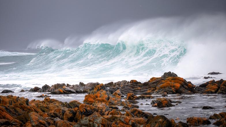 D'Estrees Bay surf break