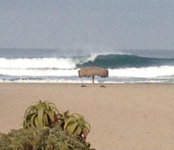 Camp Pendelton surf break