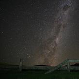 Southern Night Sky, Paturau River