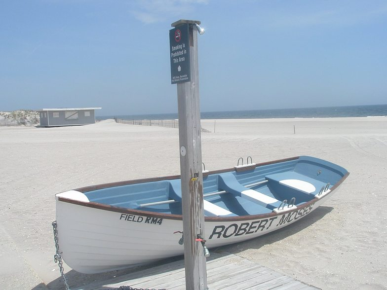 Robert Moses State Park break guide