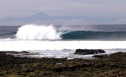 Las Monjas surf spot photo