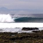 Las Monjas surf spot