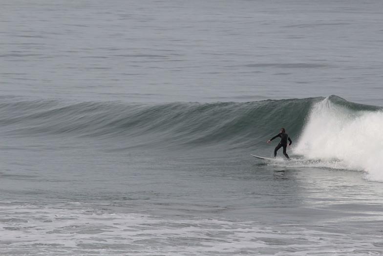 Nugget Point surf break