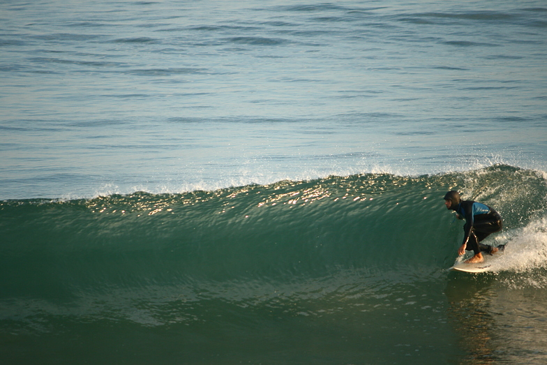 Hendaye Plage surf break