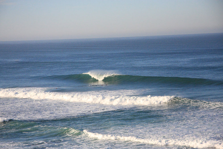 Praia do Sul surf break