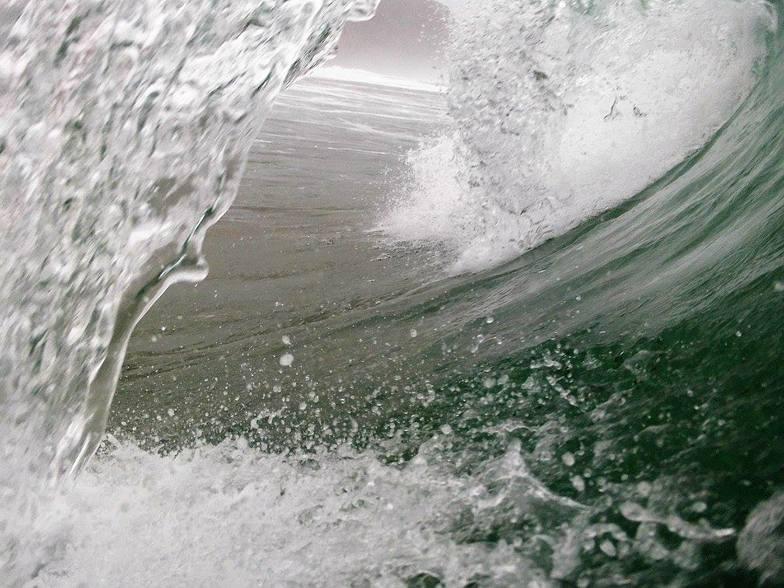 No escape, Praia Grande