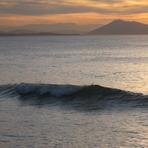 Evening swell, Biarritz - Cote des Basques