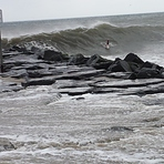 Storm Surge, The Cove Cape May