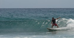 Rigth wave, Cuyagua photo