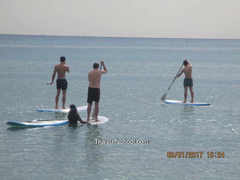 www.thaisurfschool.com, Rayong Mae Ramphung Beach