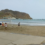 Cruise ship day, San Juan del Sur