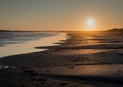 Enjoy the sunset, Martinique