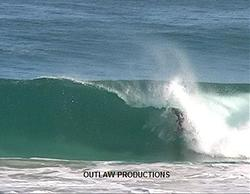 Euan Morell at Booge, Boodjidup Beach photo