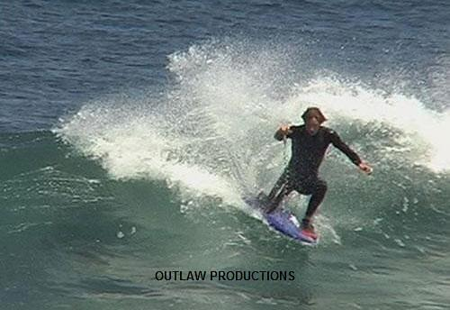 Cobblestones surf break