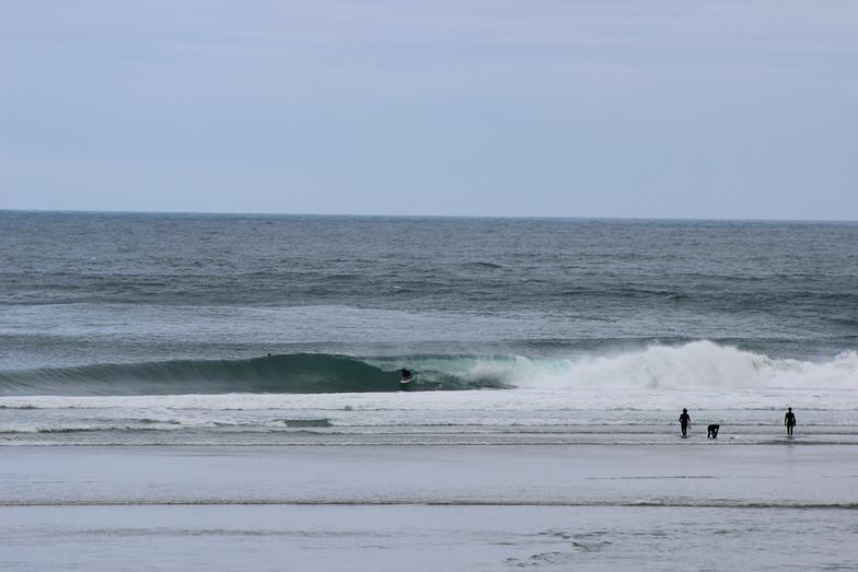 Otago Peninsula - Allans Beach surf break