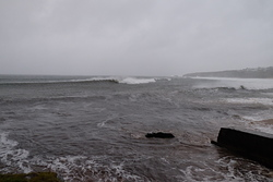 Storm Swell at Doogort photo