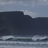Minaun Cliffs at Keel Strand