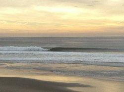 Nice Left at Manresa, Manresa State Beach photo
