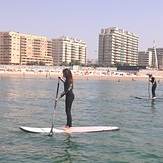 Stand-Up-Paddle tour, Matosinhos