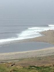 misty day, Brinlack Point (Bloody Foreland) photo